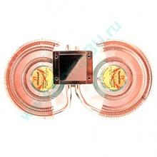Кулер для видеокарты Thermaltake DuOrb CL-G0102 с тепловыми трубками (медный) - Череповец