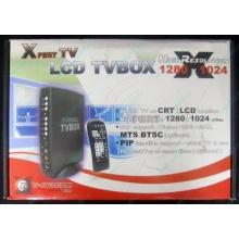 Внешний TV tuner KWorld V-Stream Xpert TV LCD TV BOX VS-TV1531R (Череповец)