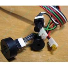 Светодиоды в Череповце, кнопки и динамик (с кабелями и разъемами) для корпуса Chieftec (Череповец)
