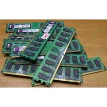 ГЛЮЧНАЯ/НЕРАБОЧАЯ память 2Gb DDR2 Kingston KVR800D2N6/2G pc2-6400 1.8V  (Череповец)