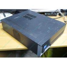 Лежачий четырехядерный системный блок Intel Core 2 Quad Q8400 (4x2.66GHz) /2Gb DDR3 /250Gb /ATX 300W Slim Desktop (Череповец)