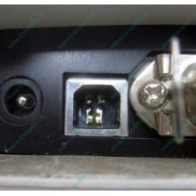 Термопринтер Zebra TLP 2844 (выломан USB разъём в Череповце, COM и LPT на месте; без БП!) - Череповец