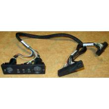 HP 224998-001 в Череповце, кнопка включения питания HP 224998-001 с кабелем для сервера HP ML370 G4 (Череповец)