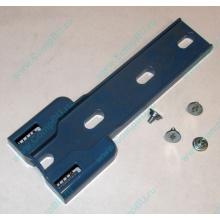"Синий пластмассовый фиксатор-защёлка HP 224981-001 для 5.25"" устройств в HP ML370 (Череповец)"