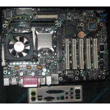 Материнская плата Intel D845PEBT2 (FireWire) с процессором Intel Pentium-4 2.4GHz s.478 и памятью 512Mb DDR1 Б/У (Череповец)