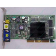 Видеокарта 64Mb nVidia GeForce4 MX440SE AGP (Sparkle SP7100) - Череповец
