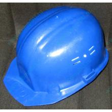 Синяя защитная каска Исток КАС002С Б/У в Череповце, синяя строительная каска БУ (Череповец)