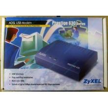 Внешний ADSL модем ZyXEL Prestige 630 EE (USB) - Череповец